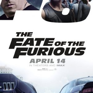 The Fate of the Furious Film Review~ Opens Today In Theaters!!! #F8
