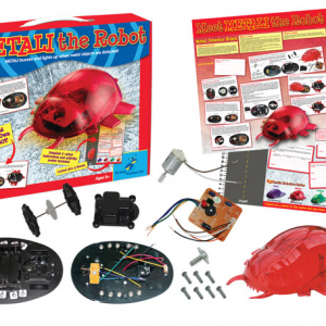 Kids Can Build Their Own Robot with The Young Scientists Club Funtastic Robotics Kits