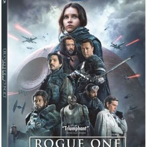 Rogue One: A Star Wars Story is Now Available on Blu-ray & Digital HD! #StarWars #RogueOne