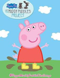 Make a Splash with Peppa Pig and the Muddy Puddles Project!