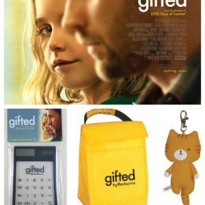 Gifted Movie in Limited Theaters Today & Playing Everywhere on 4/12 + Gifted Prize Pack Giveaway!