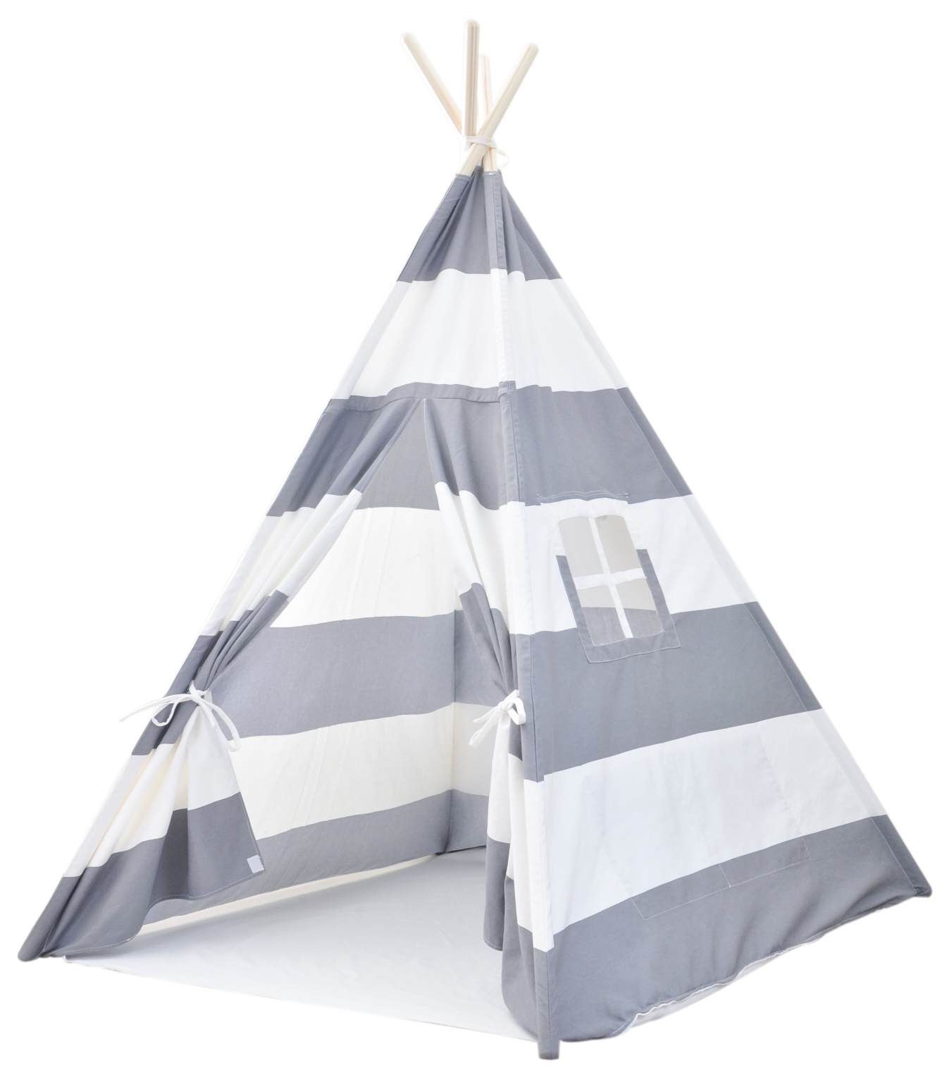 A Mustard Seed Toys Always Buy e Give e Canvas Teepee Tent