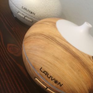 Relieve Tension & Elevate Well-Being ~ Lauvon Essential Oil Diffuser Review
