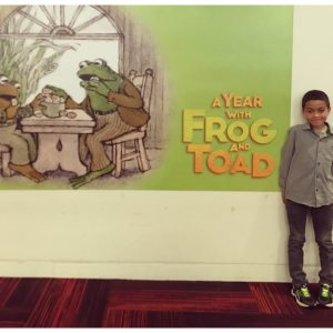 A Year  with Frog and Toad- Playing NOW Through June 18th at Children's Theatre Company!