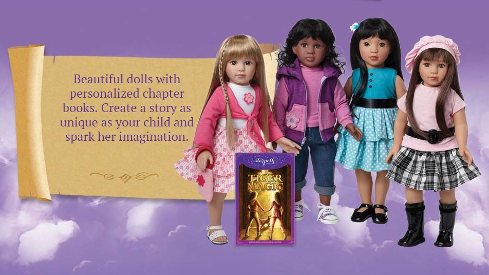 A Doll is a Child's Best Friend ~ Multi-ethnic Starpath