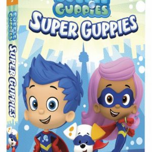 Bubble Guppies: Super Guppies DVD Giveaway