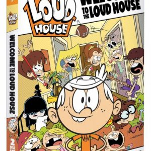Welcome to The Loud House: Season 1, Volume 1 DVD Set Giveaway