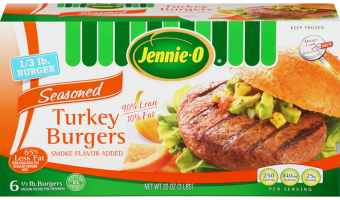 Get Grilling with Jennie-O® Turkey!