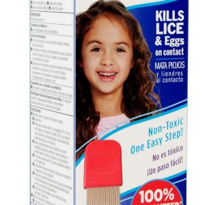 Keeping kids free of Lice with LiceFreee!
