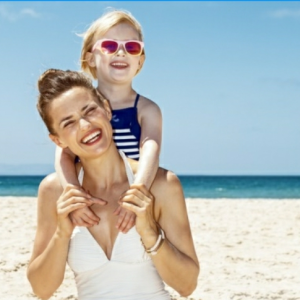 6 Sexy Swimwear Styles for Moms of Any Shape