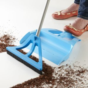 My New Favorite Broom! WISP Cleaning Set Review and Giveaway (3 win!) #WISP