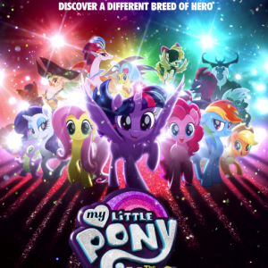 Watch the Newest Trailer for the #MyLittlePonyMovie, Opens in Theaters Oct. 6th!