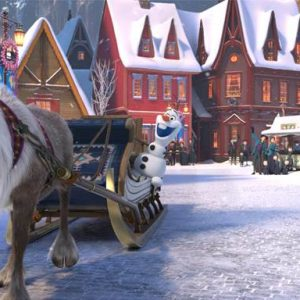 Olaf's Frozen Adventure Will Open Before Coco in Theaters this November #OlafsFrozenAdventure #Coco