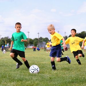 Five Ways to Keep Your Kids Playing as They Grow Up