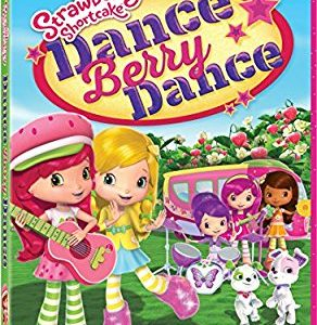 Strawberry Shortcake: Dance Berry Dance DVD Giveaway