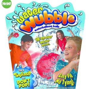 Water Wubble…the water balloon that never pops + Giveaway!