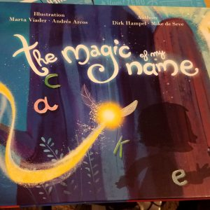 The Magic of my Name Storybook Review