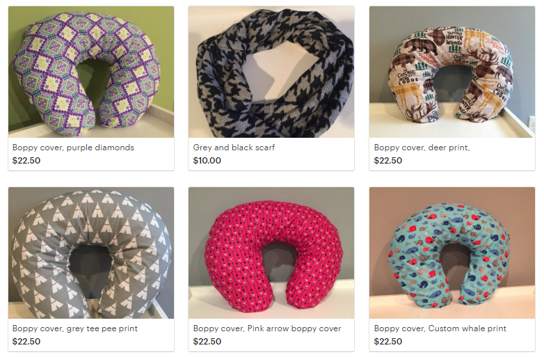 Sewmamasewco Boppy Pillow Cover Review And Giveaway
