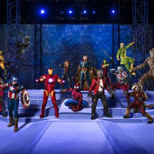 Marvel Universe Live is Coming to Phoenix Sept. 8th-10th! #MarvelUniverseLive @MarvelOnTour