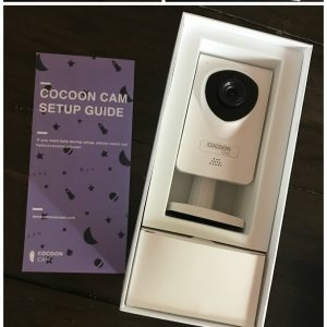 Cocoon Cam Baby Breathing Monitor with HD Video and Streaming Audio Review