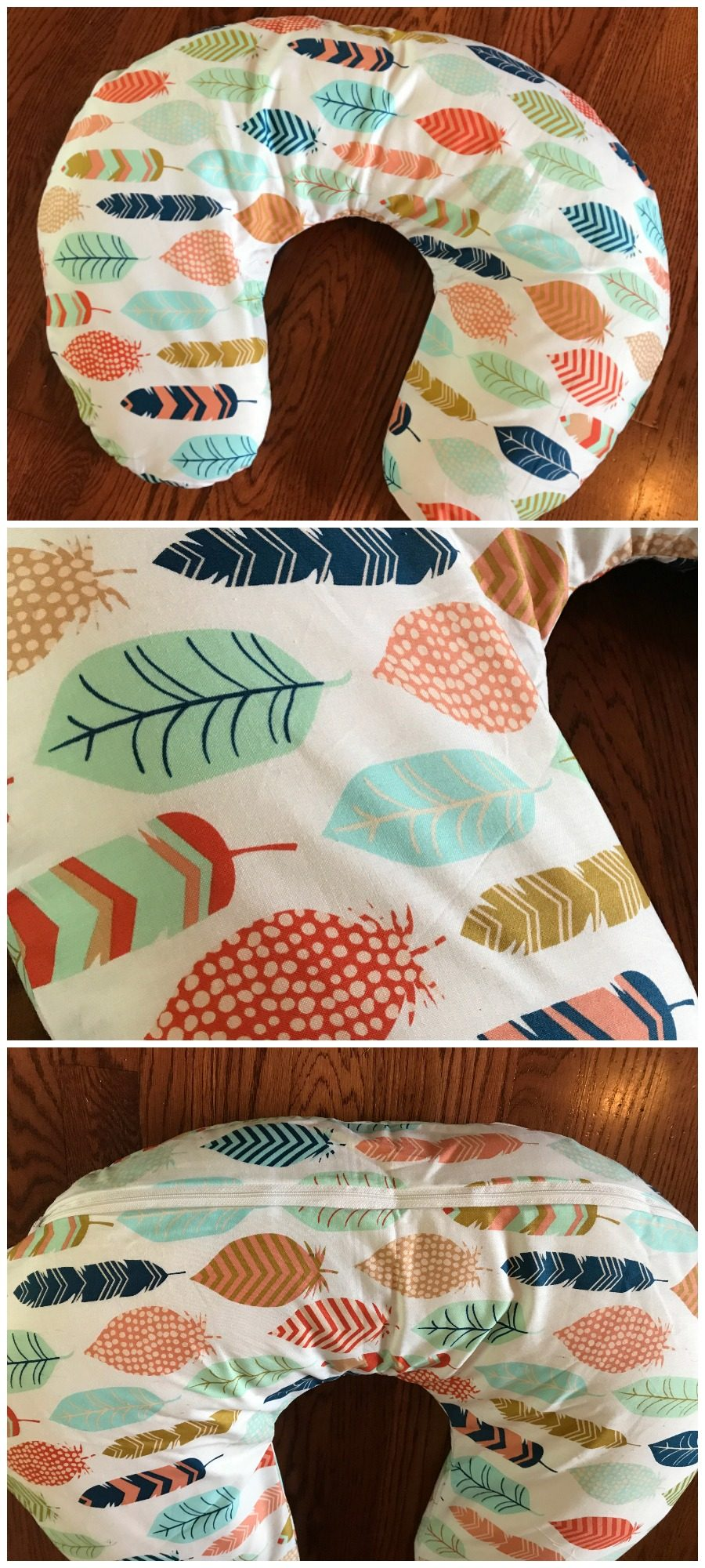 Cute Boppy Pillows : SewMamaSewCo Boppy Pillow Cover Review and Giveaway!