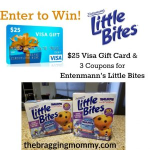 Little Bites SMURFS Blueberry Muffins! + $25 Visa GC & Little Bites Giveaway #LoveLittleBites #SmurfsMovie