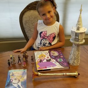 Unboxing The Latest Disney Princess #Pley Subscription Box! #Rapunzel Edition, July 2017