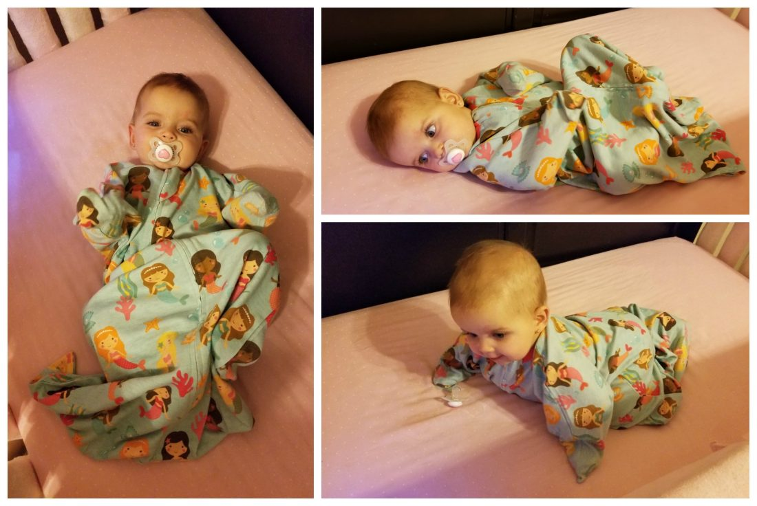 How To Transition Your Baby Out Of A Swaddle The Easy Way Zipadee