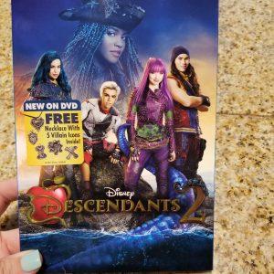 Disney's Descendants 2 is Now Available on DVD! + #Descendants2 Printable Activity Sheets