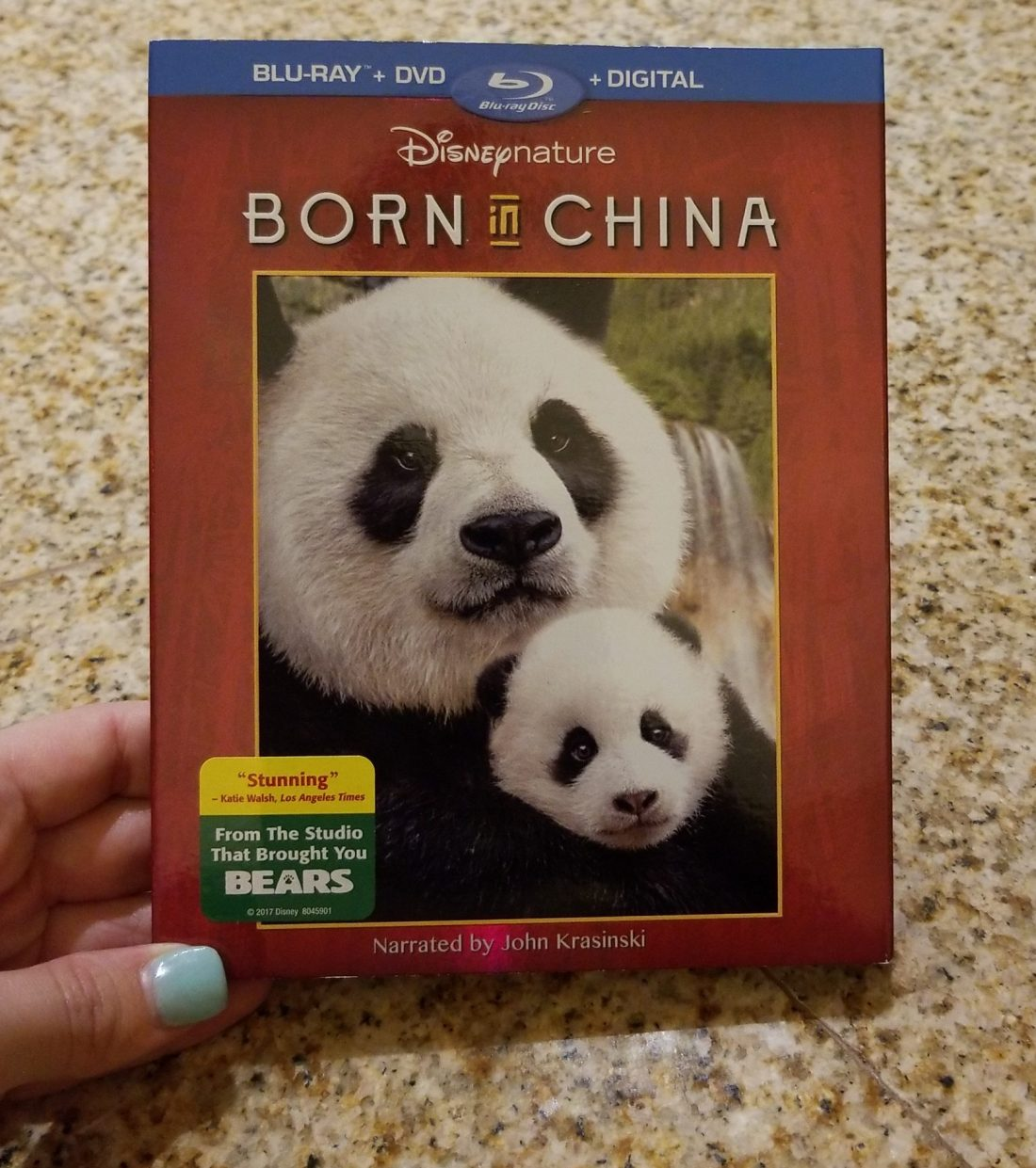 Disney's BORN IN CHINA & THE LION KING Signature