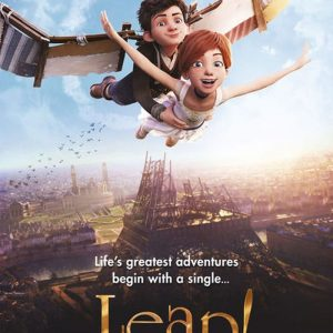 Leap! The Movie Coming to Theaters Nationwide on August 25th!
