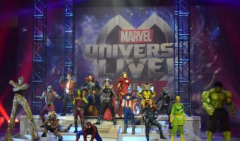 Be Sure to Grab Tickets to See #MarvelUniverseLive in Salt Lake City Sept. 28th-Oct 1! + Giveaway!