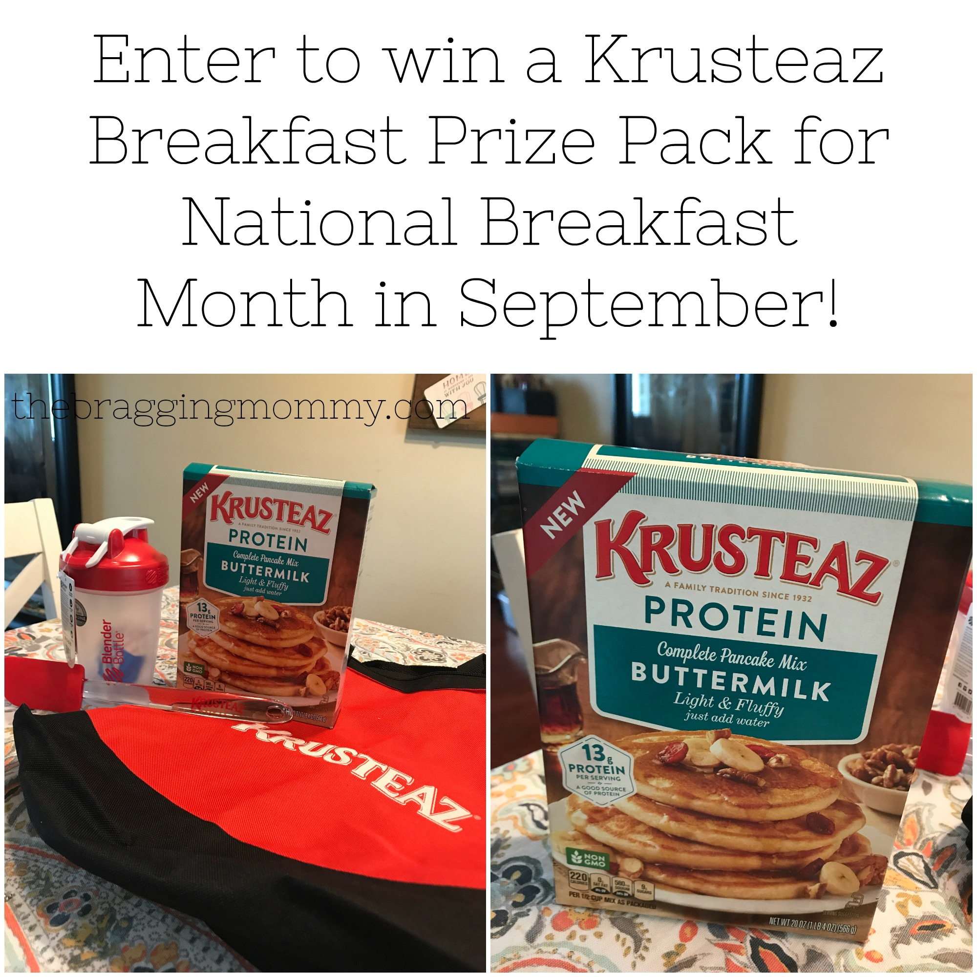 Celebrate National Breakfast Month This September With