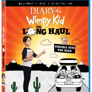 Diary of A Wimpy Kid: The Long Haul Available on Blu-ray & DVD Tomorrow #WimpyKid