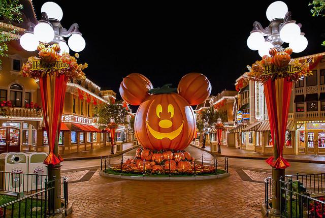 Celebrate Halloween Time at Disneyland! + Discount Tickets