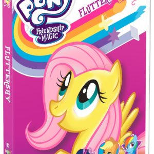 My Little Pony – Friendship is Magic: Fluttershy DVD Giveaway (3 Winners!)
