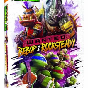Tales of the Teenage Mutant Ninja Turtles- Wanted: Bebop & Rocksteady DVD Giveaway