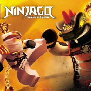 Celebrate LEGO NINJAGO Days at LEGOLAND Discovery Center Arizona #LDCAZ