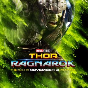 Buy Advanced Tickets to THOR RAGNAROK + New Character Posters #ThorRagnarok opens Nov. 3rd