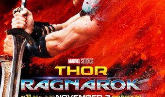 Marvel Studio's THOR RAGNAROK Film Review ~ Spoiler Free ~ Opens in theaters Nov. 3rd #ThorRagnarokEvent #ThorRagnarok