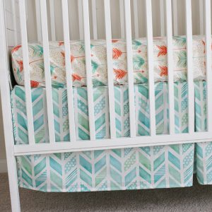 Piccolino Market Crib Bedding & Nursery Decor Review and 15% off Discount!