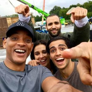 The Cast Has Been Announced for Disney's Live-Action ALADDIN! #Aladdin