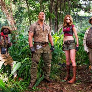 Watch the Brand New Trailer for JUMANJI: WELCOME TO THE JUNGLE #JumanjiMovie opens Dec. 20th