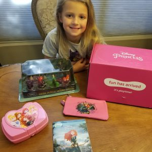 Unboxing Disney Princess #Pley Subscription Box ~ October 2017 #Merida