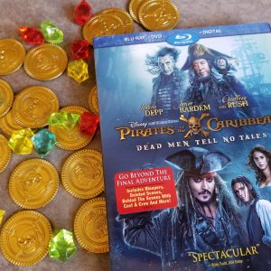 Pirates of the Caribbean: Dead Men Tell No Tales Now Available on Blu-ray and Digital HD #PiratesLife #PiratesOfTheCaribbean