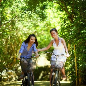 The Benefits of Cycling for Children and Families