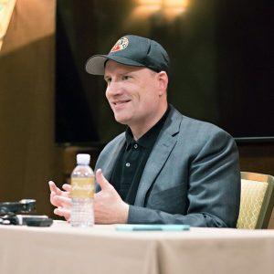 Talking with #ThorRagnarok Producer Kevin Feige #ThorRagnarokEvent