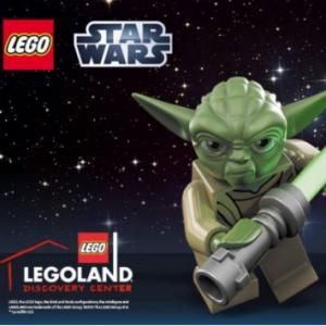 LEGO Star Wars Days at LEGOLAND Discovery Center Arizona November 4th-5th!