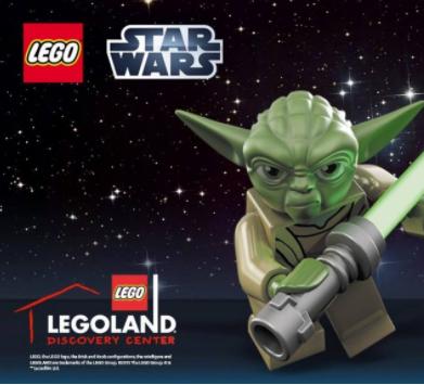 Lego Star Wars Days At Legoland Discovery Center Arizona November 4th 5th