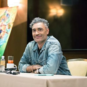 Behind the Scenes of #ThorRagnarok with Director Taika Waititi #ThorRagnarokEvent